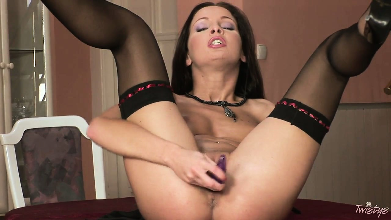 Porno Video of Lauryn May Makes My Day When I Get To Watch Her Masturbate With Toys
