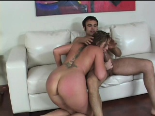 nasty blonde with perky tits flower tucci gets her fiery ass pounded deep and rough