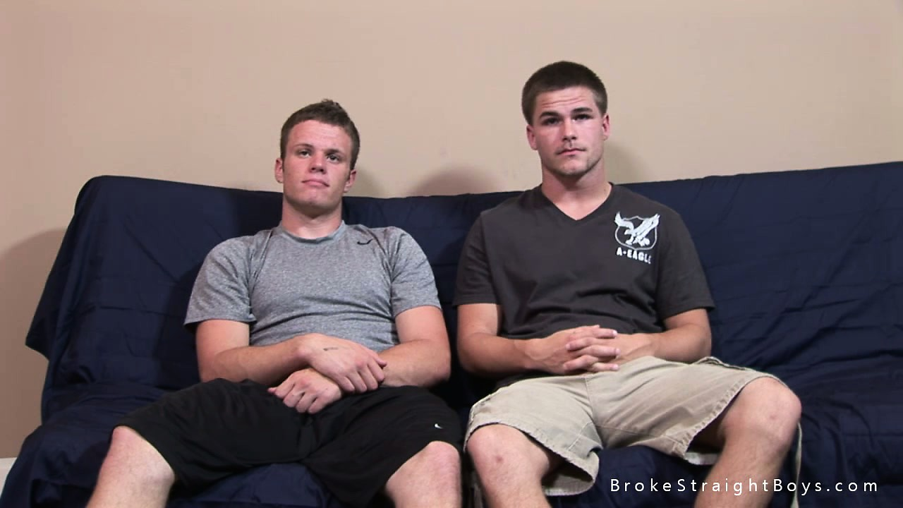 Porno Video of Jimmy And Bradley Are Two Friends On Their Way To Fulfill Their Desires