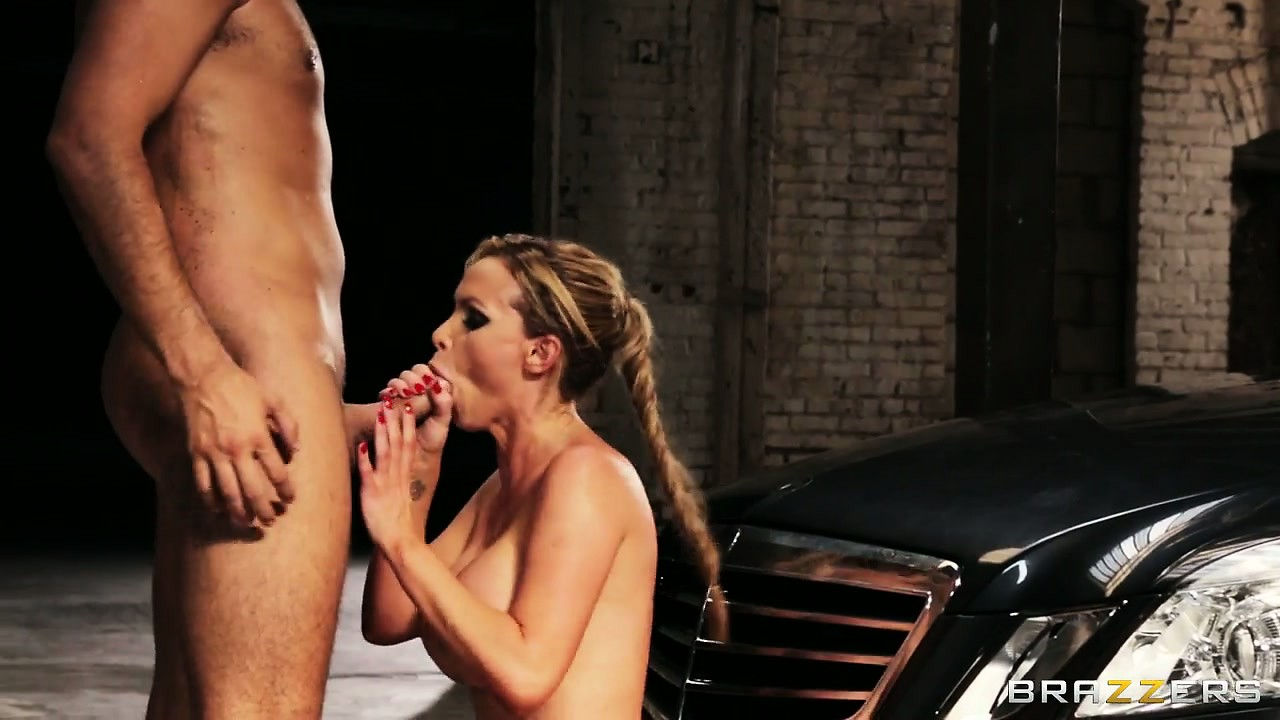 Porn Tube of Suck, Sit, And Gag On This Huge Cock, Blondie With The Braids