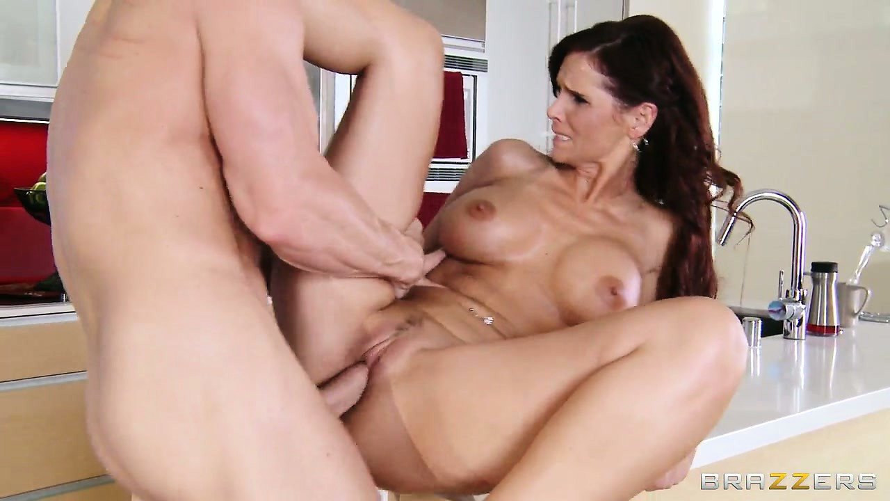 Porno Video of She Takes Every Inch Johnny Has To Give And A Pussy Covered With Cum
