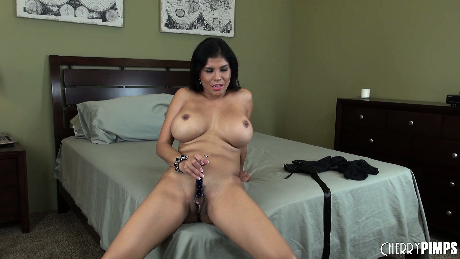 Porno Video of Stacked Babe Alexis Amore Embarks On A Solo Journey To Fulfill Her Wild Desires