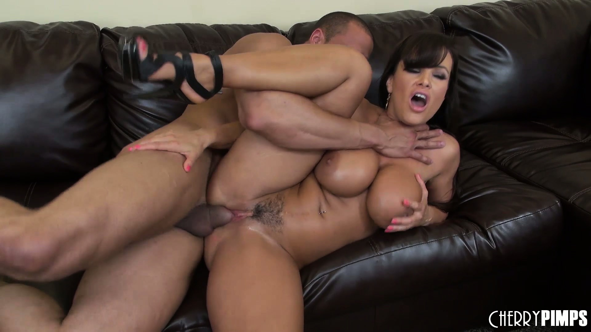 Porno Video of Amicable Hooker Lisa Ann Is Pounded By Insatiable Cock Hound