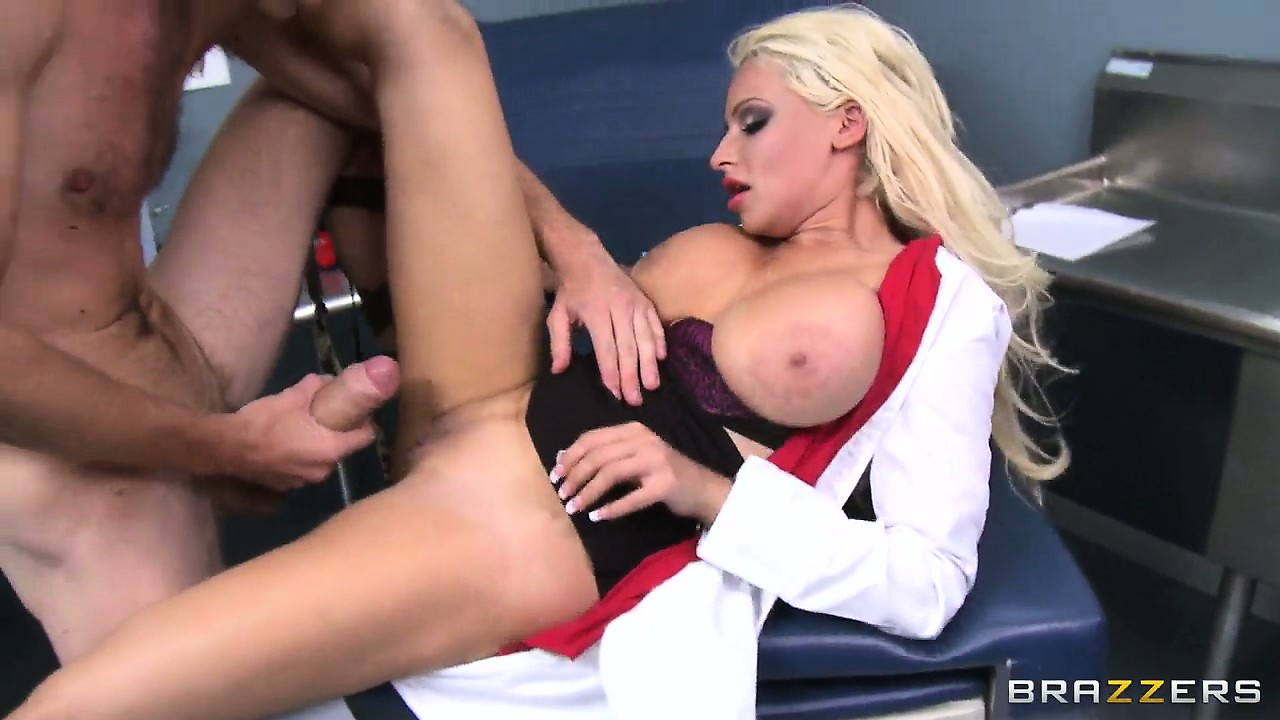Porno Video of Doctor Blonde Loves Getting Fucked Before Lunch Time, Hard And Deep