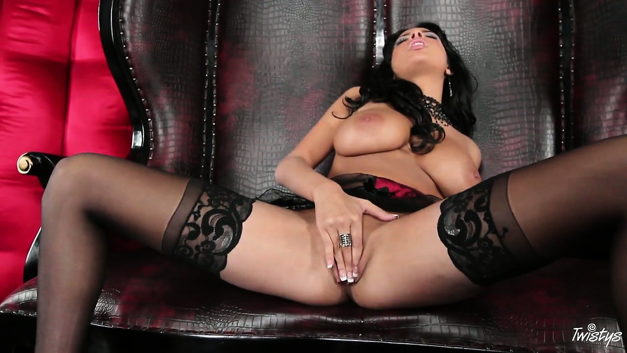 Porno Video of Big Nipples Of A Dark-haired Sex Priestess Are So Fucking Amazing