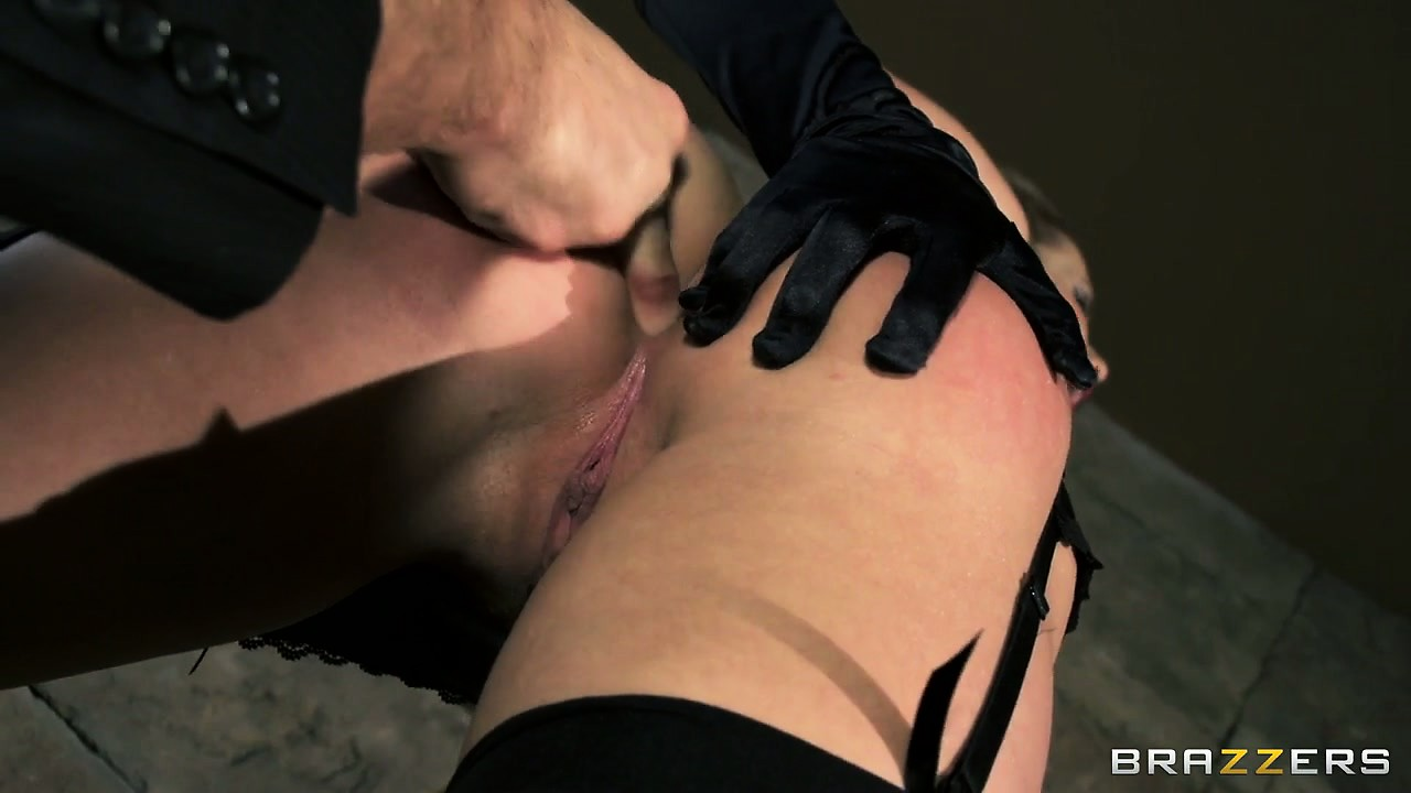 Porno Video of Taken Into The Dungeon, This Submissive Milf Is Glad To Get Her Ass Finger-fucked