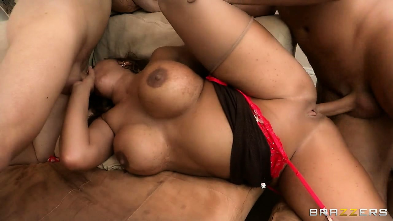 Porn Tube of She Relishes Every Thrust Of Cock Inside Her Tight Ass And Juicy Cunt