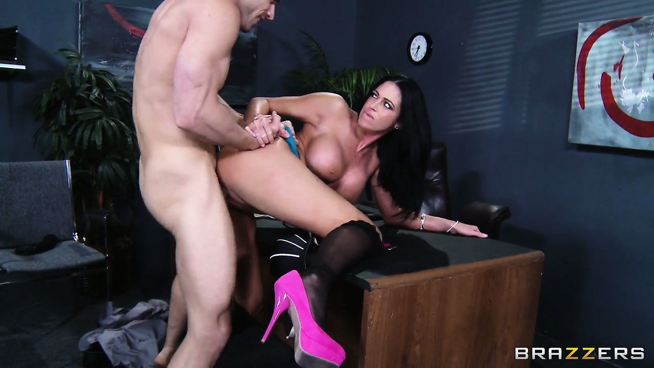 Porno Video of Aryana Augustine Gets Bend Over A Table And Then Penetrated By A Hard Cock From Behind