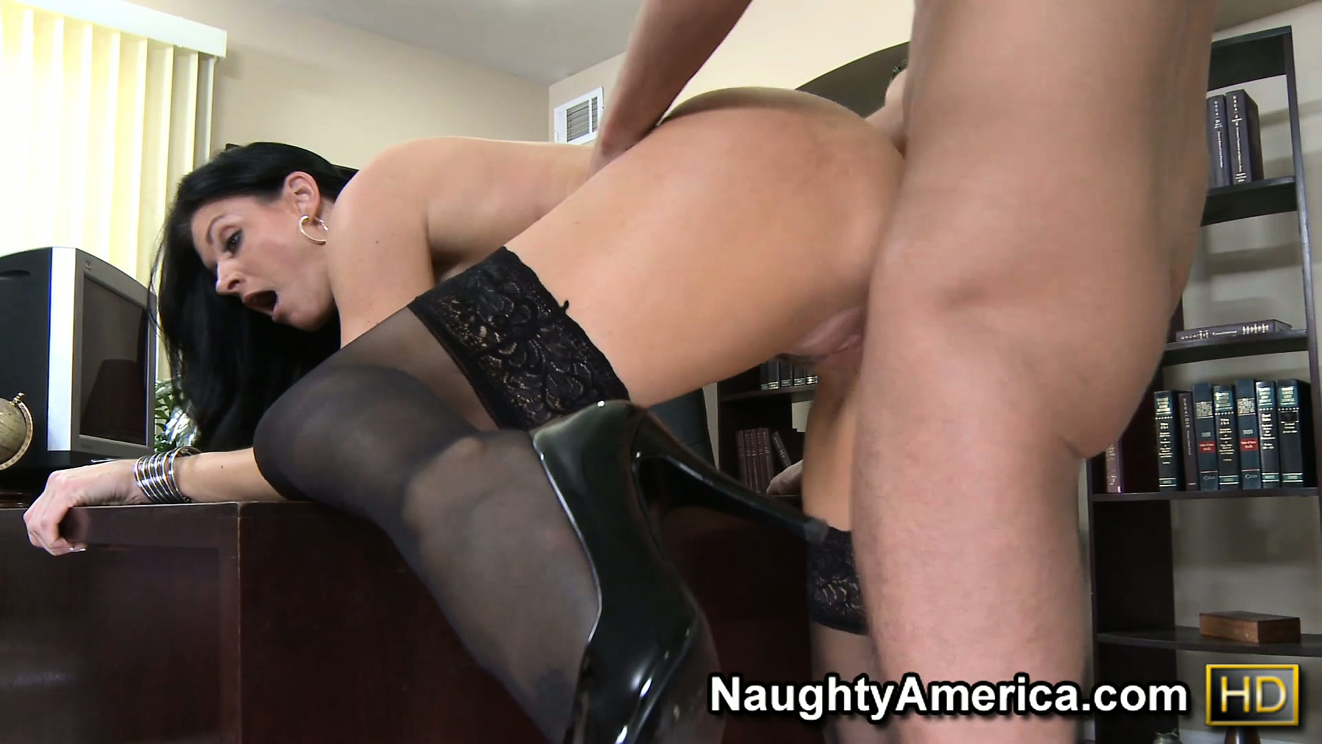 Porn Tube of Long Legged Stunner India Summer Thinks Her Life Is A Bummer