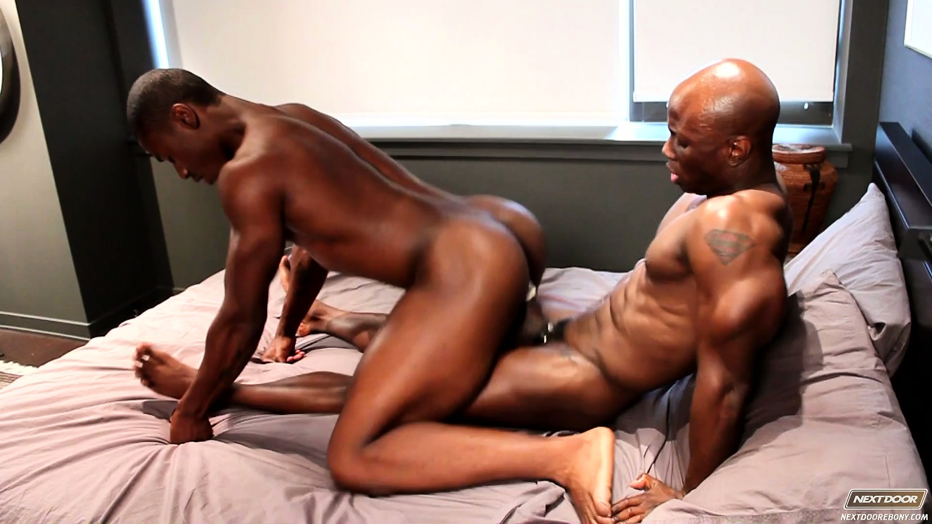 Porno Video of Black Gay Athlete Getting His Asshole Trained The Hardcore Way