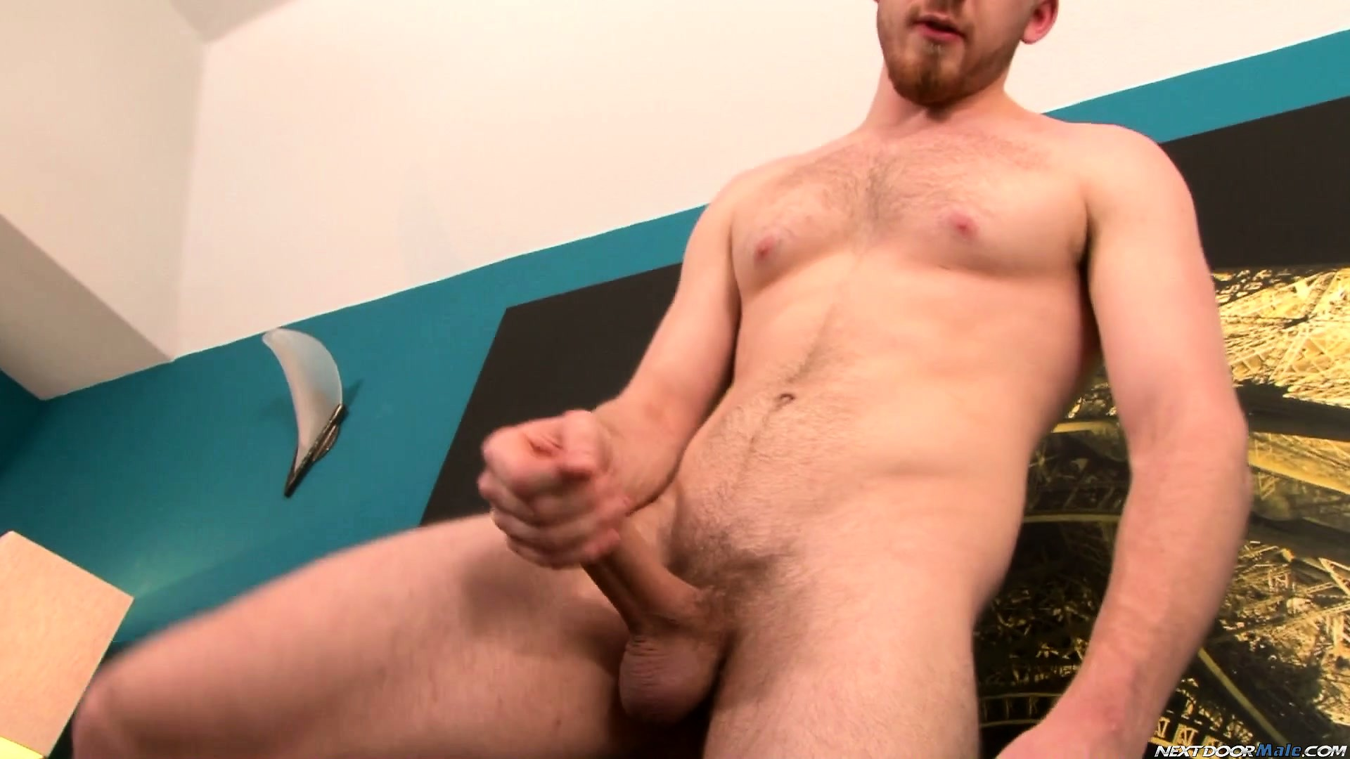 Porno Video of Cody Allen Knows How To Do The Right Thing With His Swollen Manhood