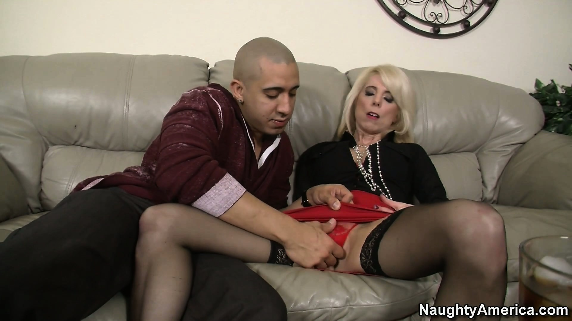 Porno Video of Mature Blonde Jodie Stacks Gets A Foot Massage And More From A Young Latin Hunk