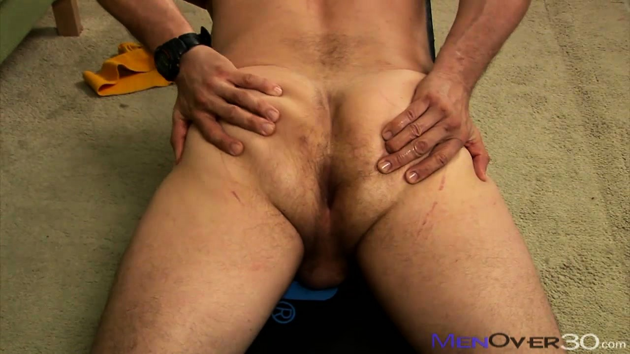 Porn Tube of He Jerks His Big Cock And Spreads His Ass Cheeks To Reveal His Anal Hole