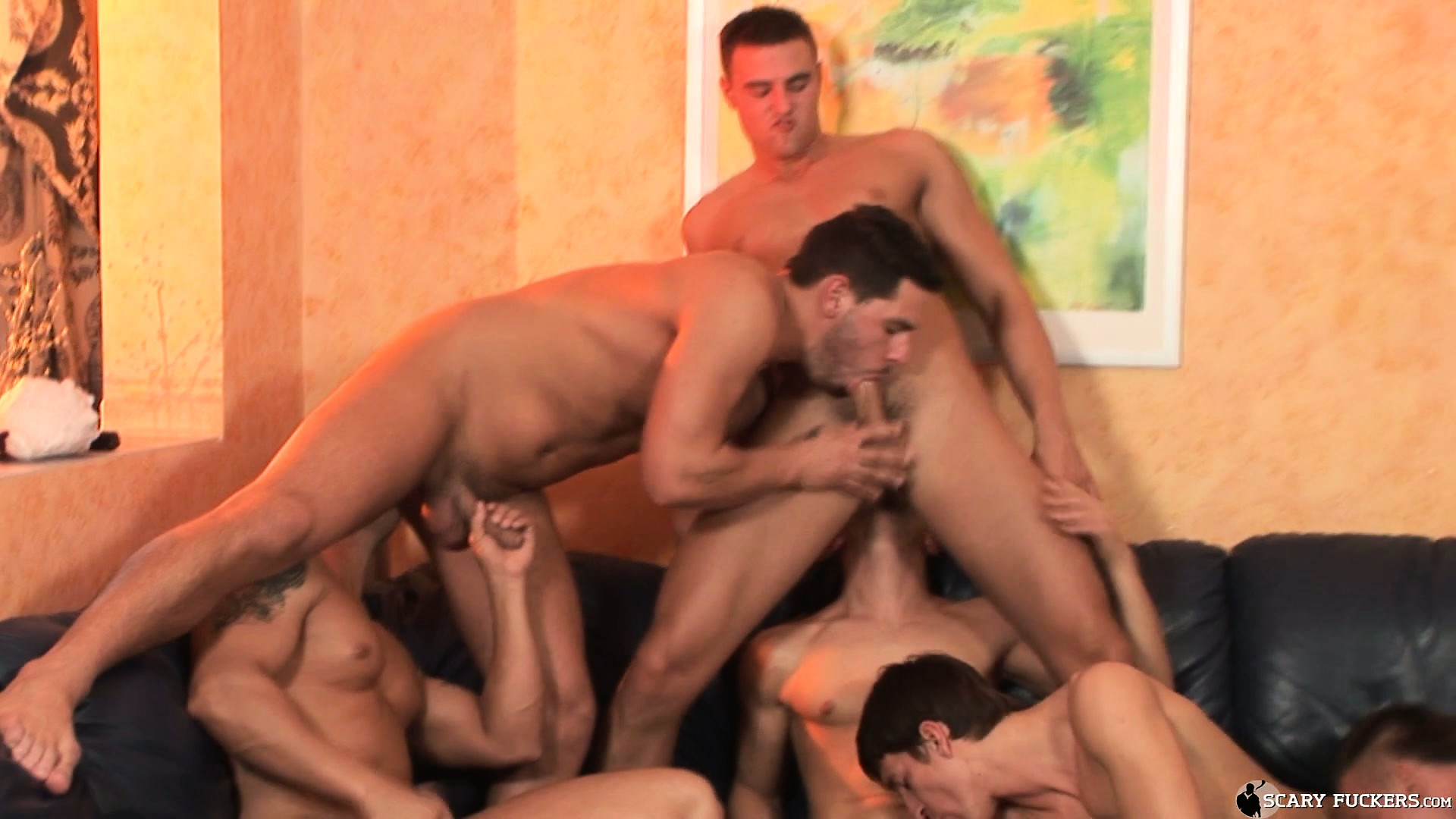 Porn Tube of The Birthday Boy Is About To Get His Present In The Form Of Hot Gay Action