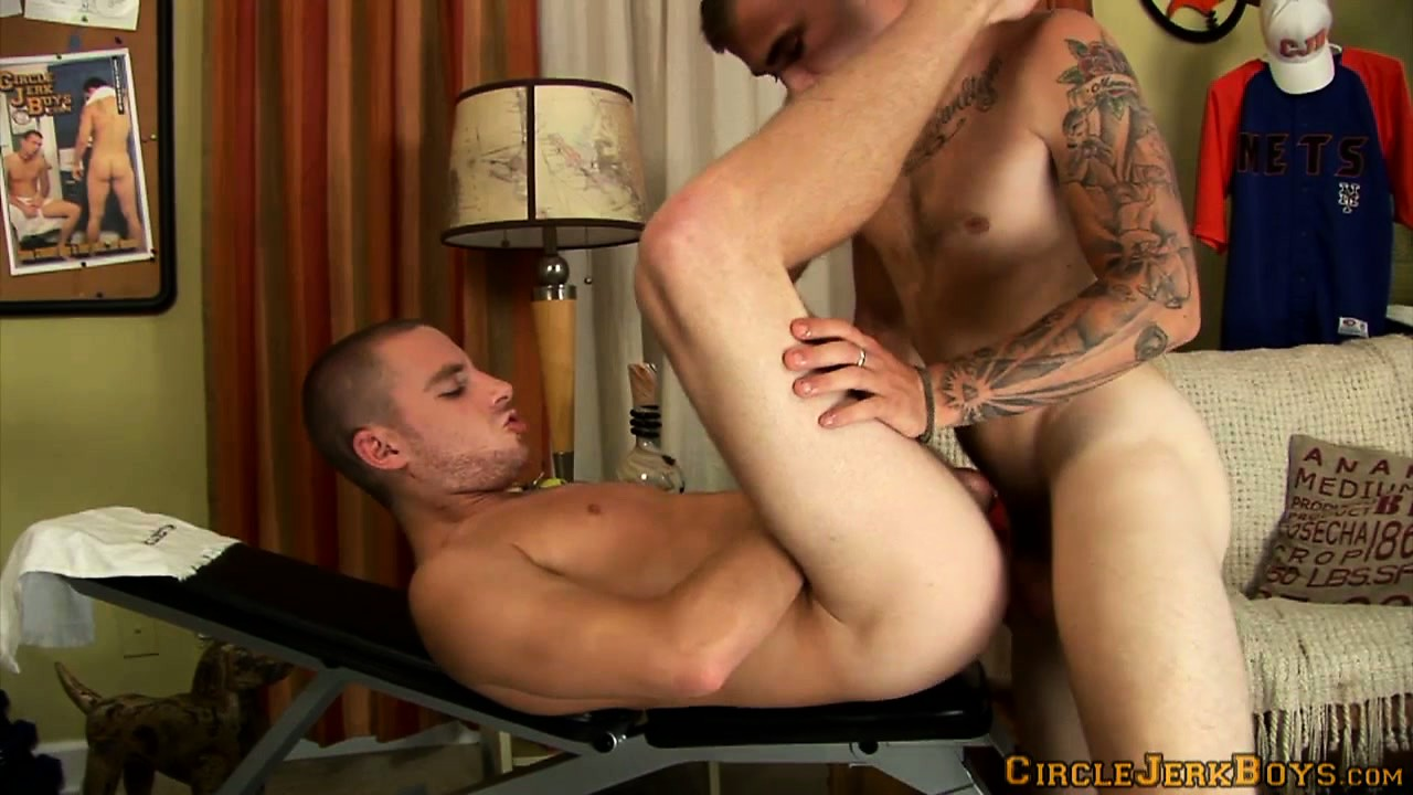 Porno Video of Sebastian Gone Wild Had To Be Tamed By An Errant Boning Machine