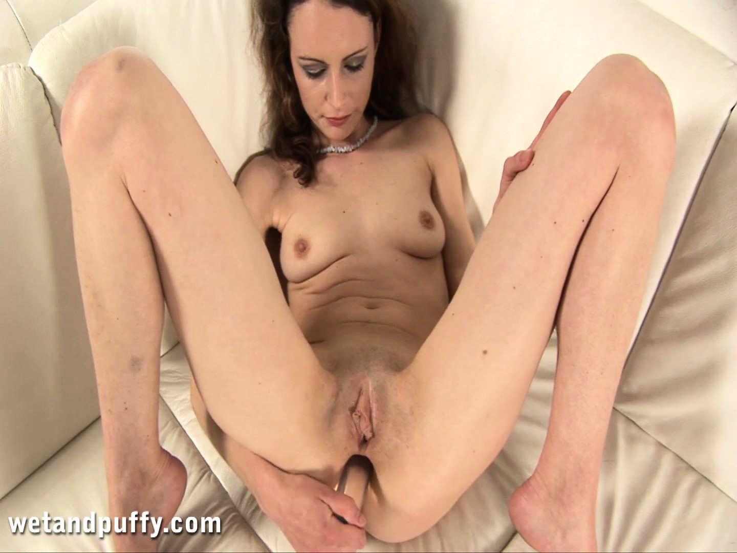 Porn Tube of Both Of Her Holes Are Left Wide And Gaping Once She's Through