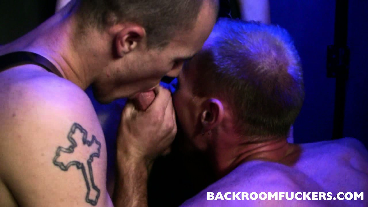 Porn Tube of Three Horny Guys Get Together To Satisfy Common Desires And Fantasies