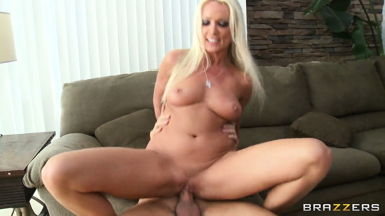 Porno Video of Milf Sitter Gets Her Wish And Gets Banged Hard With A Mouthful Of Cum