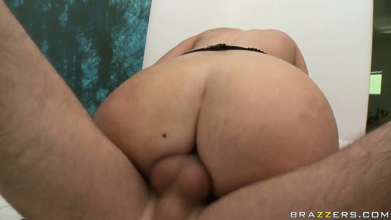 Porn Tube of Over-exciting Ass Cheeks Spreading And Deep Cock-thrusting In One And The Same Time