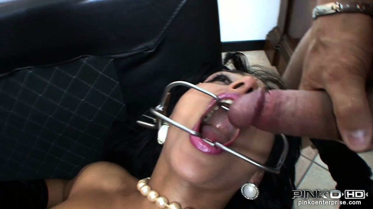 Porno Video of After The Hardcore Pussy Drilling Session, The Hottie Takes Their Load In Her Mouth