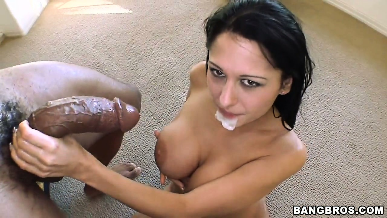 Porn Tube of Sexy Hungarian Alison Star Rammed By Huge Cock And Gets A Cumshot In Her Mouth
