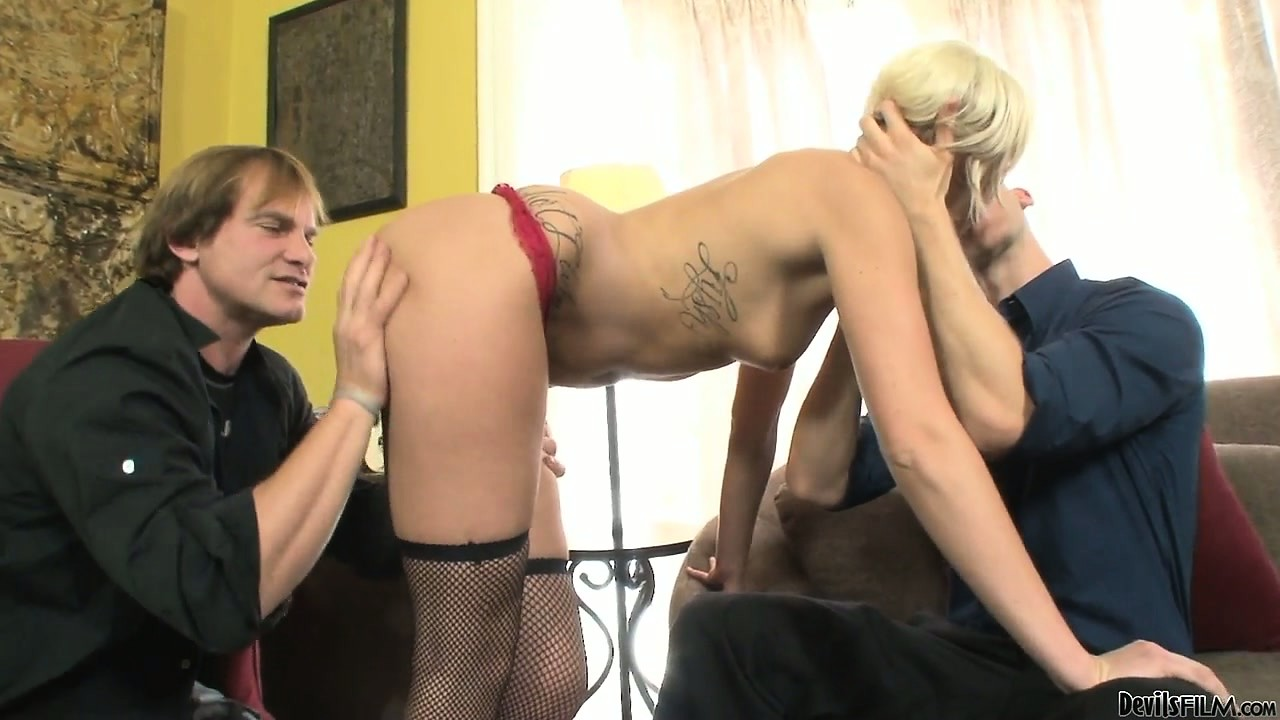 Porno Video of Daddy Gets His Son A Good Hooker And Gladly Shares Her With Him