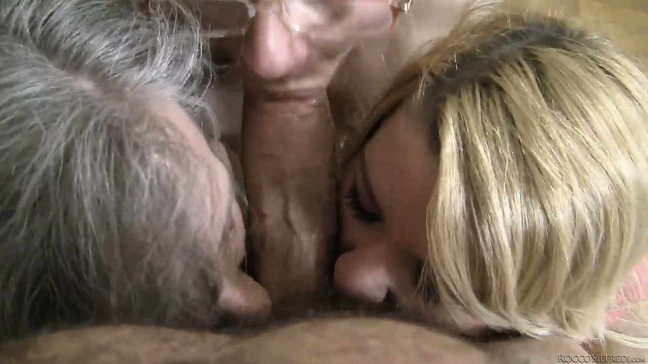 Porno Video of Sex Orgy With Granny Trading Head, Kissing Bitches, Or Getting Fucked