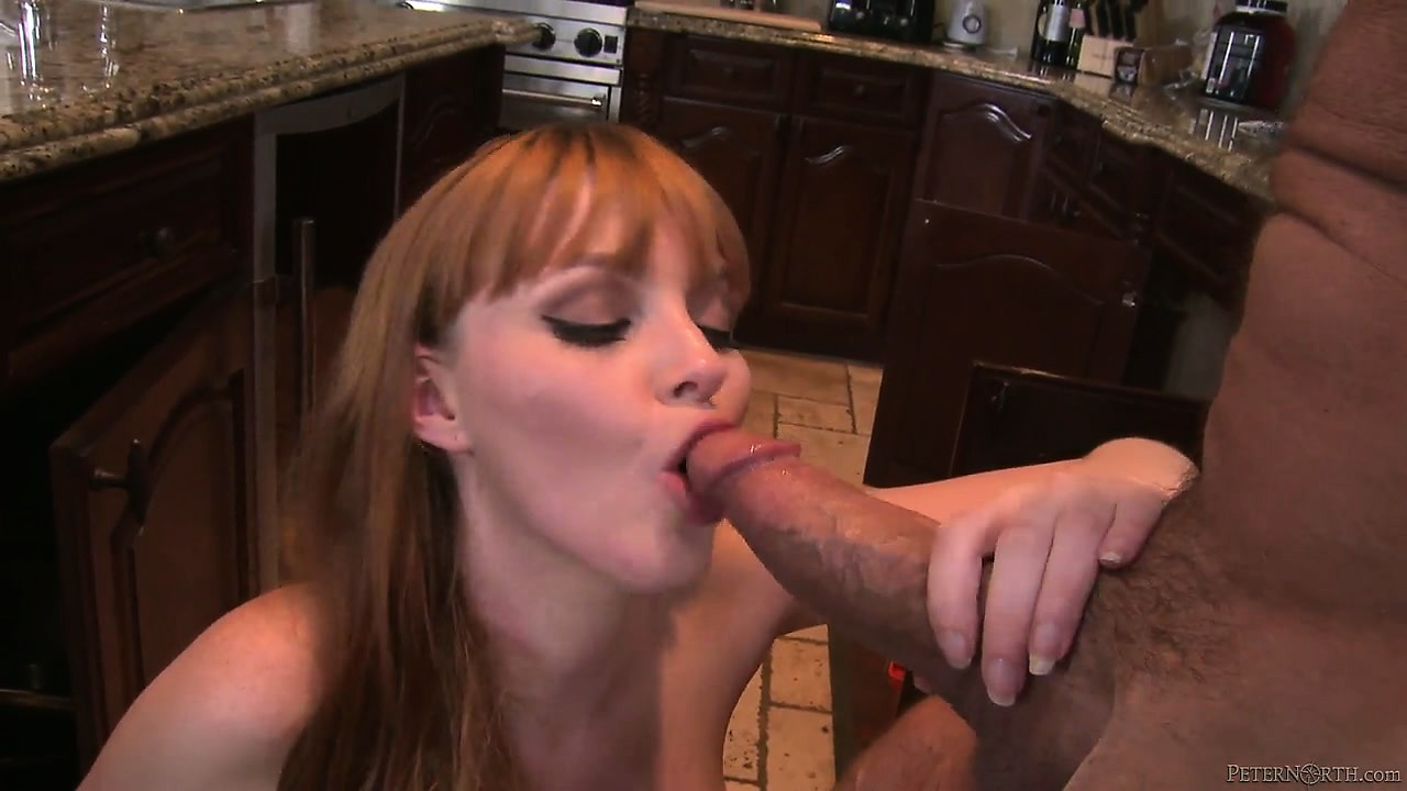 Porn Tube of A Little Extra Cooking In The Kitchen With Pussy Fucking And Cock Sucking