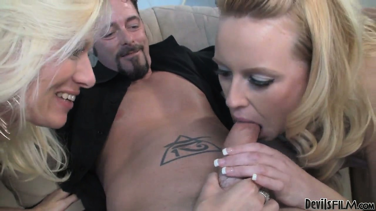 Porno Video of Slutty Blonde Mom Lays Down The Law And Takes The First Fuck