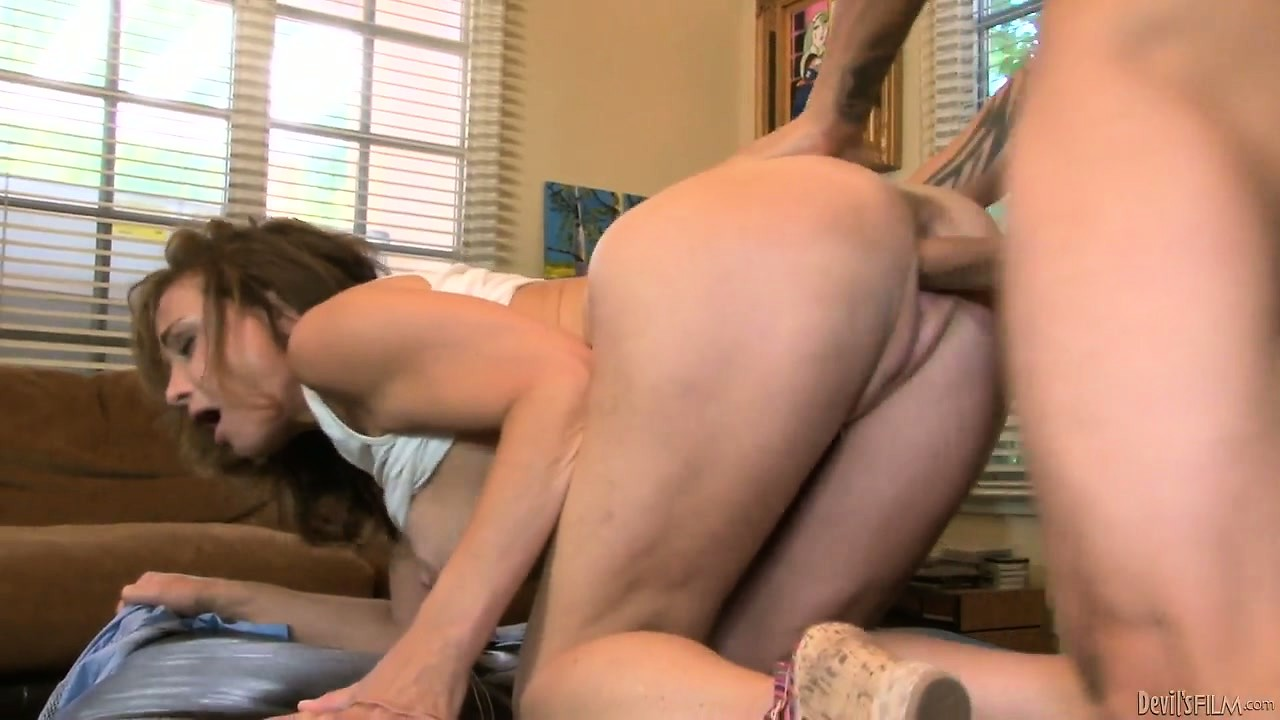 Porn Tube of After Some Pussy Fucking This Horny Milf Goes Down And Deepthroats A Lucky Bastard