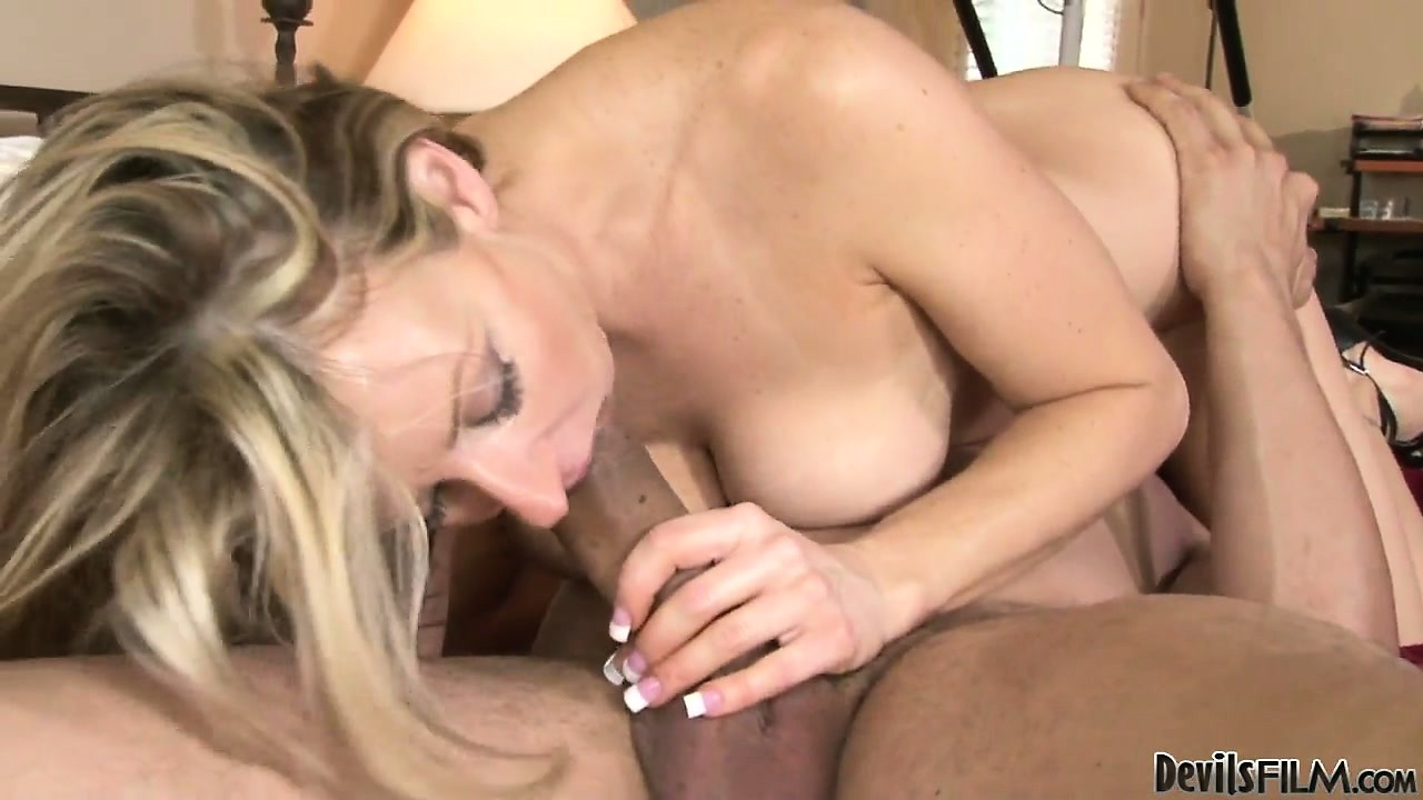 Porno Video of Driven By Desire, The Hot Blonde Jumps On Top Of Him And Rides His Big Cock