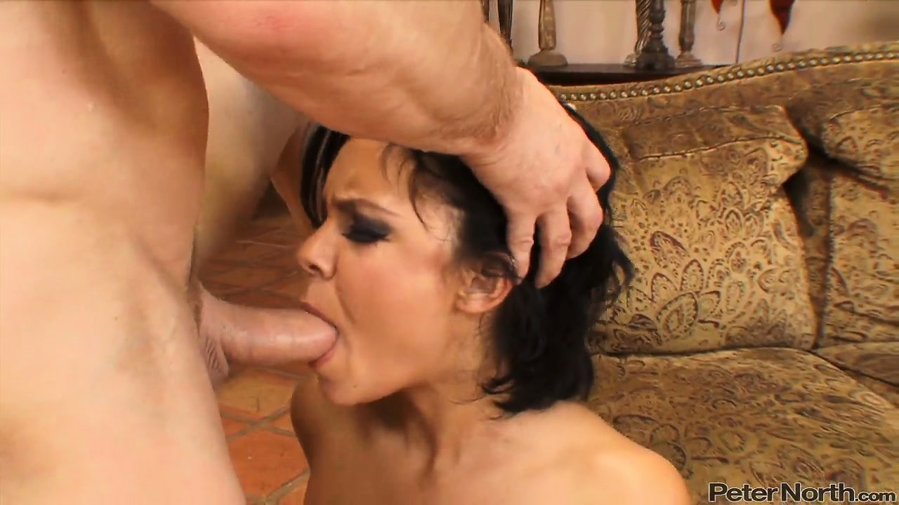 Porno Video of Ruby Knox Slammed In Her Wet Pussy With An Interval For Cock Sucking