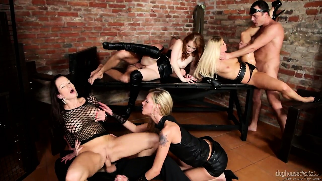 Porno Video of Hardcore Fucking With Bella Baby And Sindy Vega In A Hot Group Sex Scene