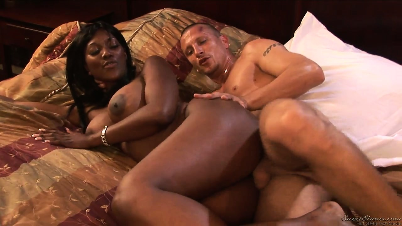 Porno Video of Exciting Interracial Banging With Bootylicious And Demonic Female Creature