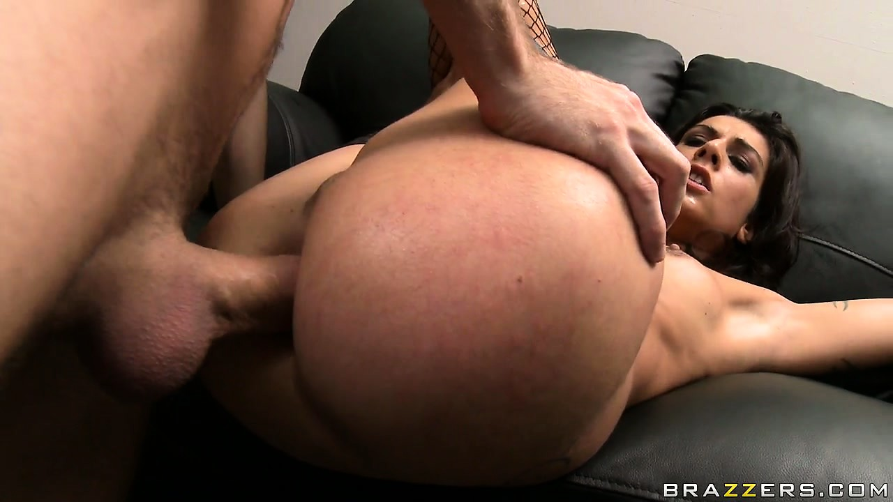 Porno Video of Lou Charmelle Getting Pounded By A Thick Meat Pole In Her Asshole