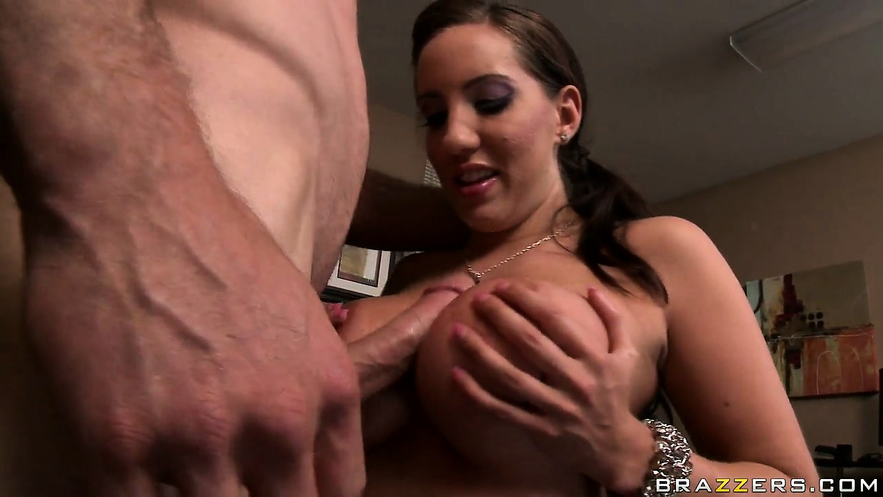 Porn Tube of One Of The Perks Of Being The Boss Is Sliding His Dick In The Secretary's Mouth