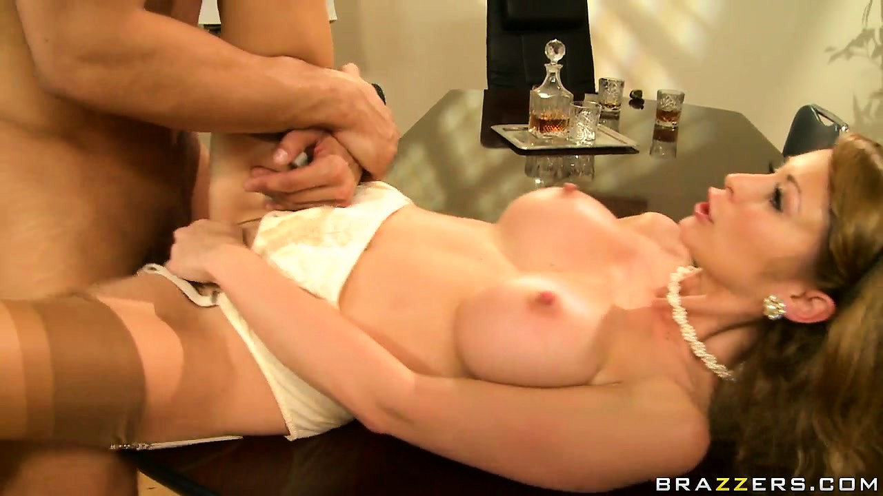 Porno Video of Keeping A Busty Office Babe Entertained During A Hard Working Day