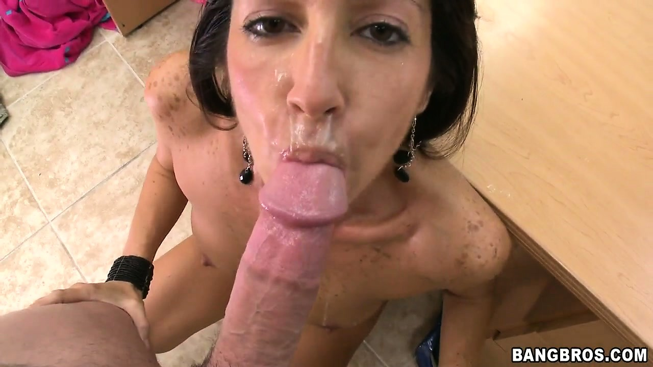 Porn Tube of A Stream Of Pleasure Still Runs Through Her Body Long After He Cums On Her Face
