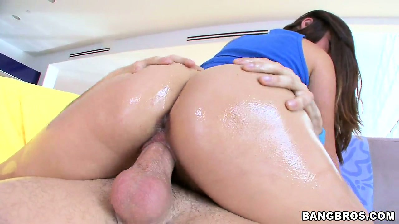 Porno Video of Big Ass Brunette Babe Allie Haze Gets Banged Hard By A Thick Cock And Jizzed On Her Butt Cheeks