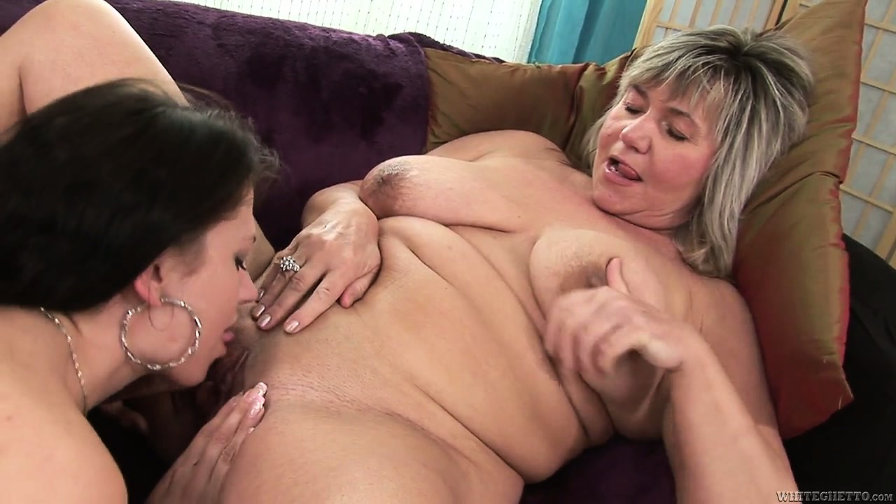 Porno Video of Old Hooker Likes To Lick The Nipples And The Clit Of A Young Girl
