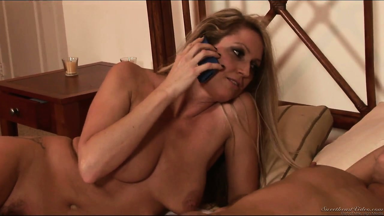 Porn Tube of They Do Some Body Rubbing And Face Sitting, Then Take Phone Calls