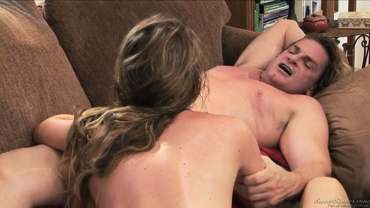 Porno Video of Naughty Brunette Secretary Gets Hammered And Pounded By The Horny Boss