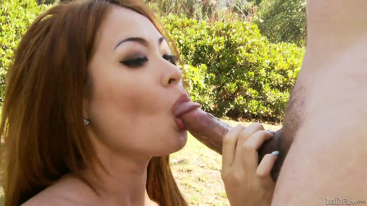 Porno Video of Older Guy Is Gets Sucked By A Young Asian Babe Before He Licks Her Wet Cunt