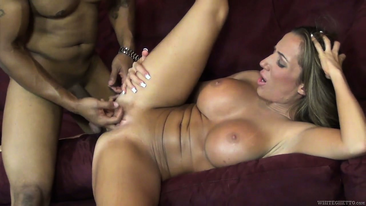 Porno Video of Busty Brunette Gets Eaten Out By Black Dude And Gets His Big Cock Banging