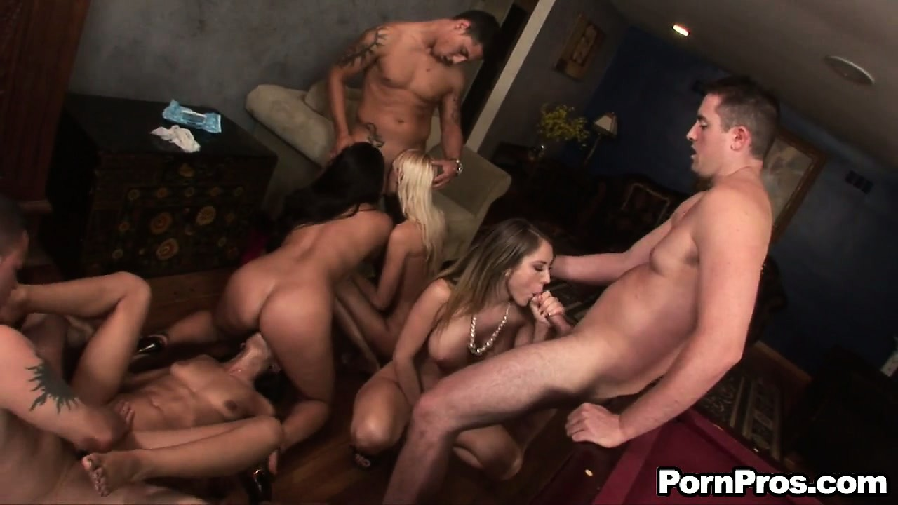 Porno Video of Erica Fontes Is With Her Friends Getting Fucked And Taking Cum Loads