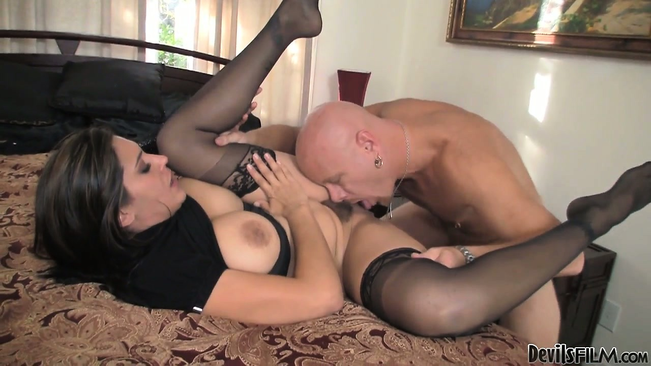 Porn Tube of She Takes His Cock In Her Tight Milf Snatch First Then She Has A Surprise For Him